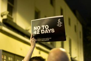 Amnesty International Protest by Tezamistic