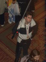 Ohayocon '10: Squall by soulless-lover