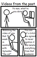 Videos of the past by Bic-comics