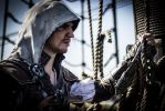 AC IV - Captain on deck! by RBF-productions-NL