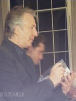 Alan Rickman gif 3 by MarySeverus