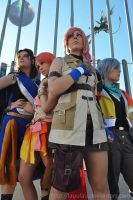Let's go FFXIII by LauzLanille