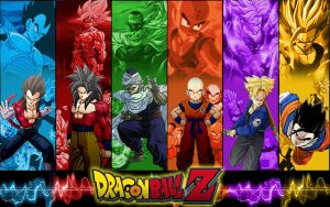 Dragonball Z by Photshopmaniac