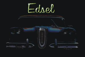 58 Edsel by RHuggs