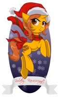 Merry Christmas 2012 by Warwind