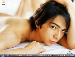Matsumoto Jun desktop by jlp319