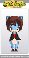 Chibi Maker GB by gameboysage