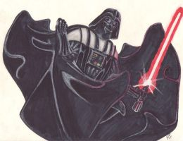 Darth Vader by Tionniel