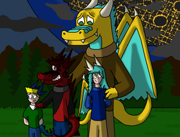 Request: Old Family Pic w/ Background by C-MaxisGR