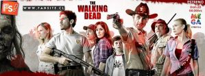 Bio. FB - THE WALKING DEAD por Mega by FuaniChan