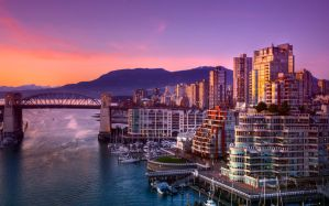 Downtown off Granville by dongor94