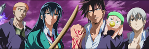 Beelzebub - Screenshots OP by dianaluc