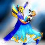 The dance by Emilly2