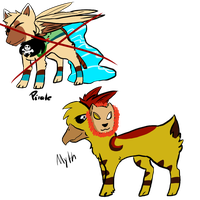 Prideling Adopts 2 by AgenderedKing