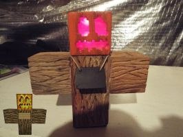 Tree Golem Night Light by finaformsora