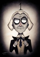 Doctor Burton 1 by The-Spooky-Man