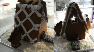 Gingerbread House by Charlotte-Holmes