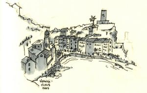 Vernazza by bozwolfbros