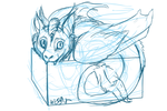 Boxed Tundra - WIP by Lil-Desa