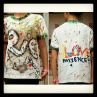My t-shirt by Ricdanielle