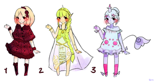 point auction adoptables!! [closed] by Icee-tan