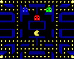 Pacman Returns by Dead-Ant