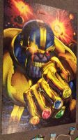 Large Thanos Perler 95,000 Beads by Spevial101