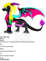 My dragonsona... ( DO NOT USE ANY MORE ) by mysterydragoness