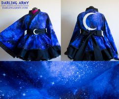 Galaxy Space Cosplay Kimono Dress by DarlingArmy