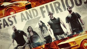 Fast and Furious 6 Poster by ShravitBlazzer