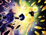 [Contest Entry] Terra vs. Raven by RoomUnInstall