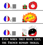 Le French Troll by AdriCureuil