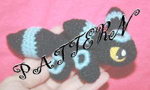 Umbreon Teenie Beanie Pattern by TheHarley