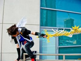 MTAC: Angel casual Sora by chopsticks905
