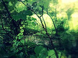 Green on green by aalok24
