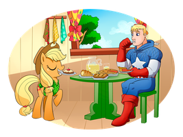 american pie by CSImadmax