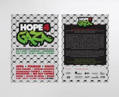 Hope4Gaza: Concert for charity by DonQasim