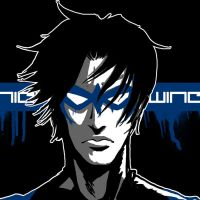 Nightwing by mossi-mo