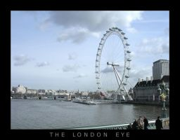 The London Eye. by sonicpixel