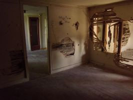 Empty Room by DreamChaseStock