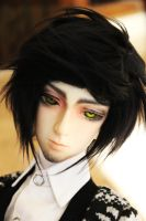Hugo -2nd Face Up 1 by NyteRain