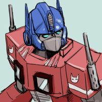 G1 Optimus Prime 03 by J-666