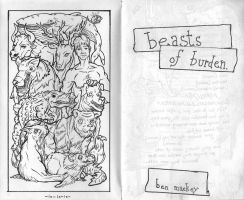 Beasts of Burden 1-2 by kjmarch