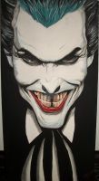 Alex Ross' Joker- made by me by jessribeiro