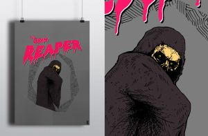 The Grim Reaper by pablasso