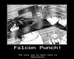 Falcon Punch by Grahf-Z