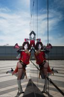 Mad Moxxi (Borderlands) by Maxsy66
