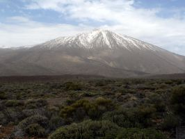 El Teide by OldEric