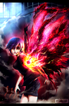 Tokyo Ghoul chapter 44 - Touka by Kortrex