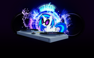 Spotlight - DJ PON3 by Vividkinz
